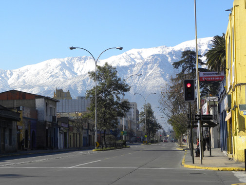 Santiago, Near National Stadium