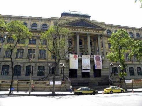 Rio, Biblioteca Nacional