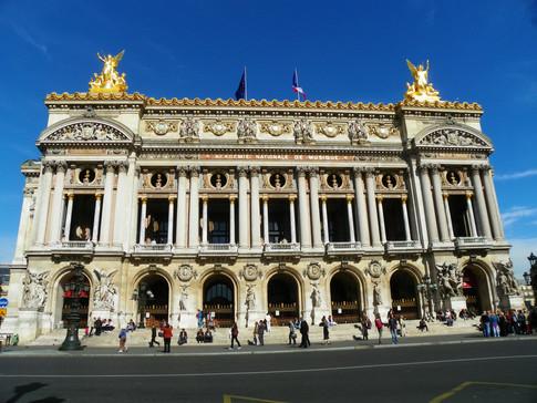 Paris, Opéra