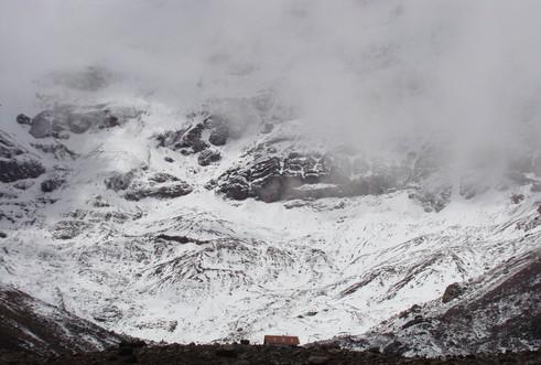 Chimborazo último refúgio