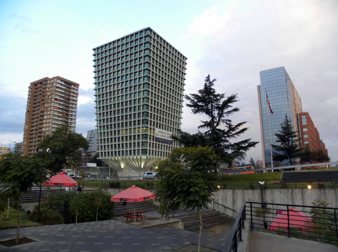 Santiago, Militar School station