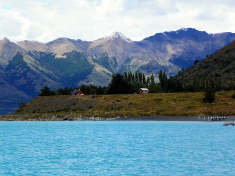 El Calafate, Argentina lake