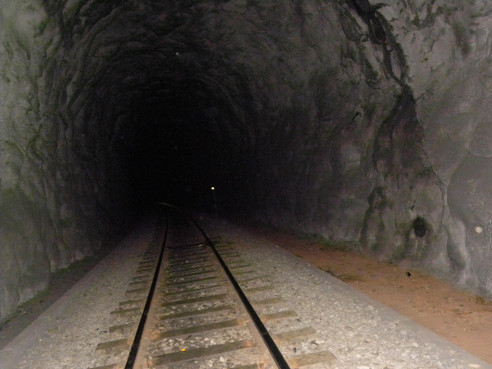 Túnel viaduto 13