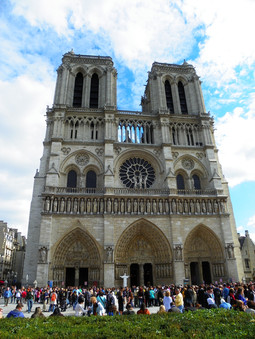 Paris, Notre-Dame