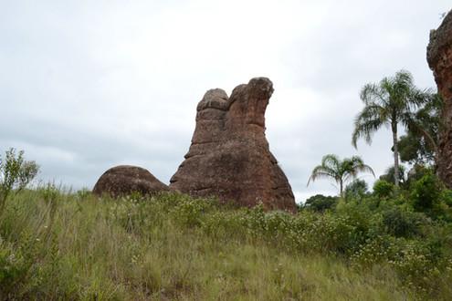 Parque estadual Vila Velha, Bota