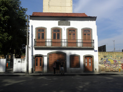 Rio , Pca da República, casa de Deodoro