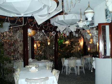 Restaurante Domingos, Porto de Galinhas