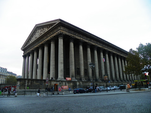 Paris, Madeleine