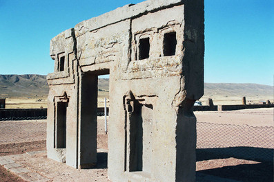Tiwanaku Portal do Sol