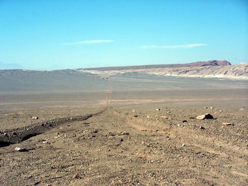 Cord Sal, Tambores antigo camino Inca