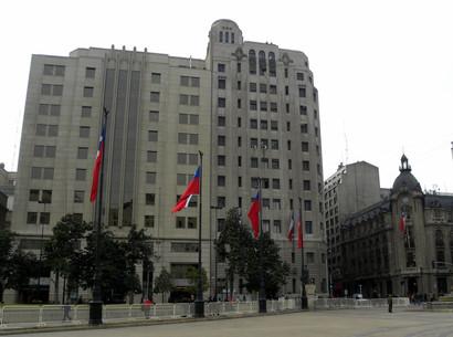 Santiago, downtown