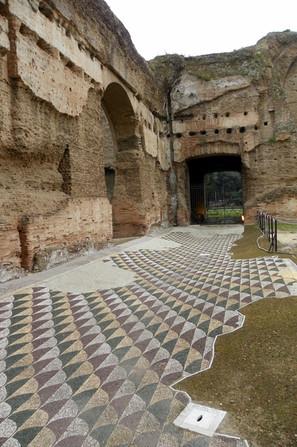 Termi di Caracalla, Rome