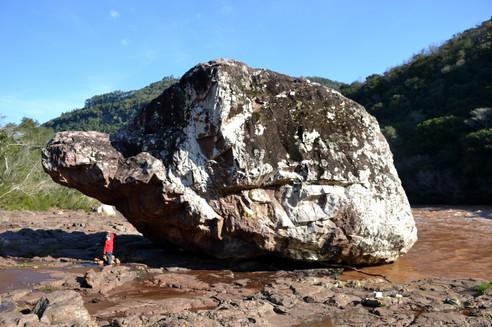 Pedra Tartaruga, Rio Guaporé