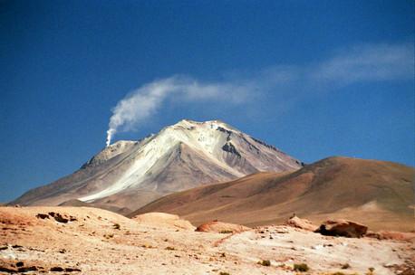 Ollewa Volcano