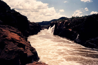 Extinto Estreito do Rio Uruguai