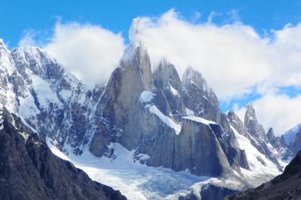 El Chaltén, cerro Torre