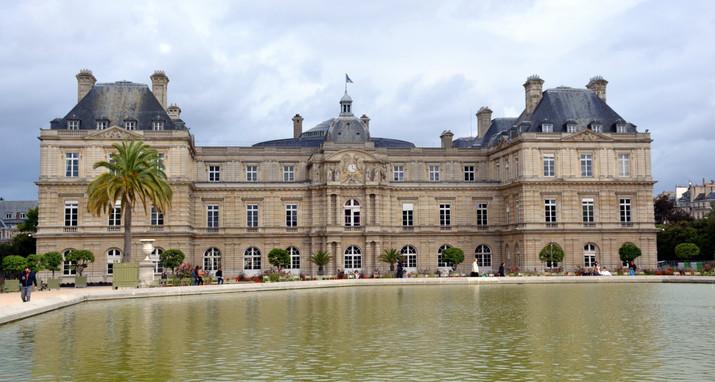 Paris, Le Jardin du Luxembourg