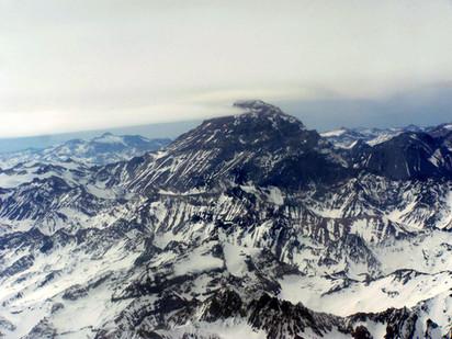 Aconcagua, west face (Sep 2006)