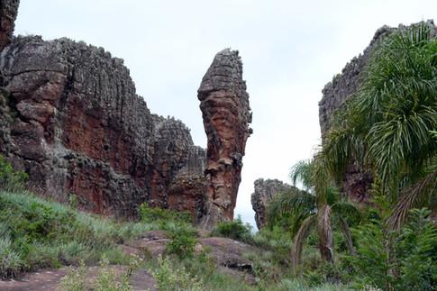 Parque estadual Vila Velha, Proa