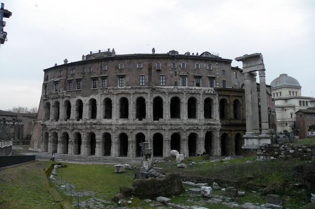 Teatro de Marcelo, Rome