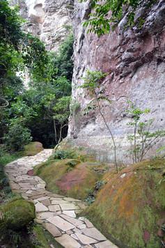 Parque estadual Vila Velha, Trilha