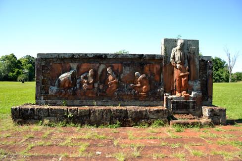 Ruinas de São João Batista