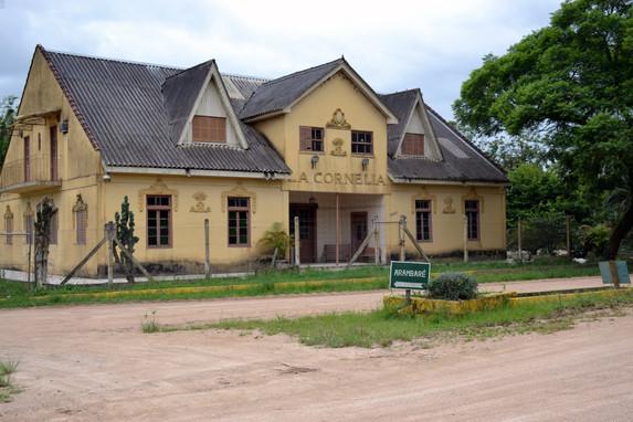 Entre Tapes e Arambaré