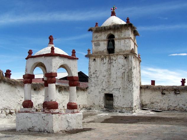 Pueblo Parinacota