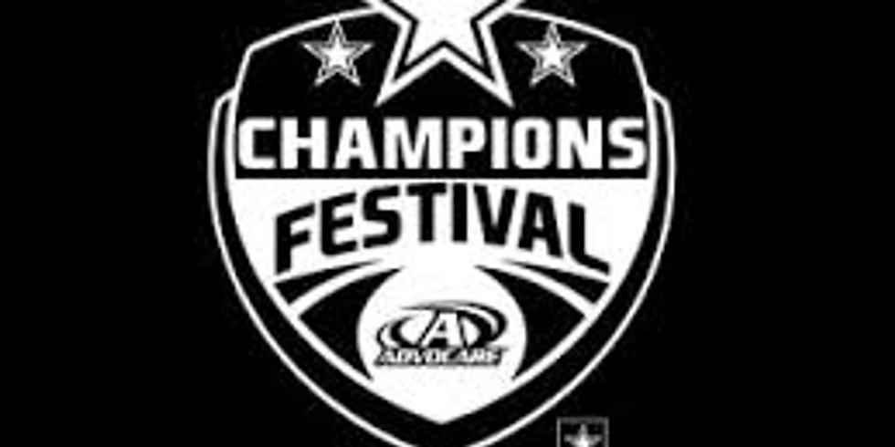 Advocare Champions Festival