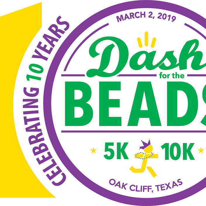 Dash For The Beads