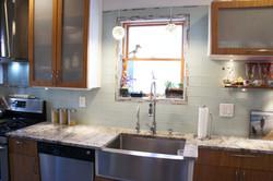 bright and modern kitchen