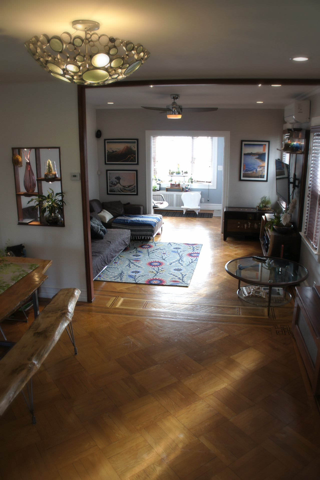 Brooklyn Open floor plan