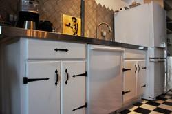 retro modern cabinets