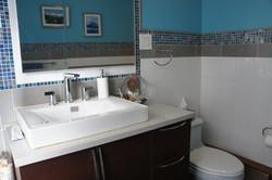 Colorful Metro Bathroom