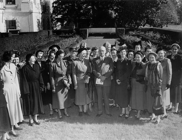 League of Women Voters United Nations Conference 1945