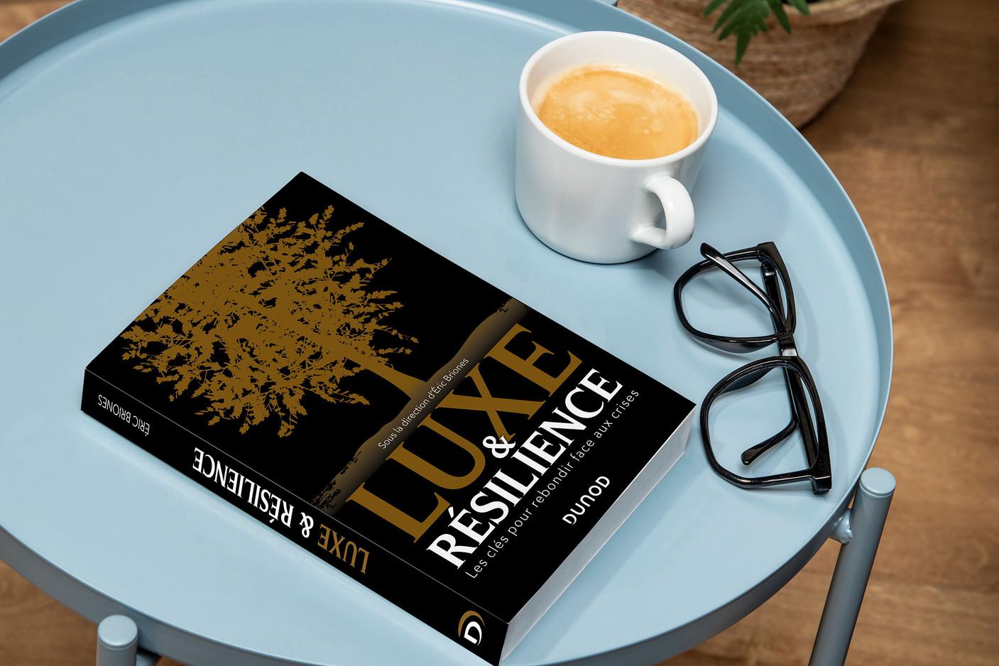 Livre Luxe&Résilience