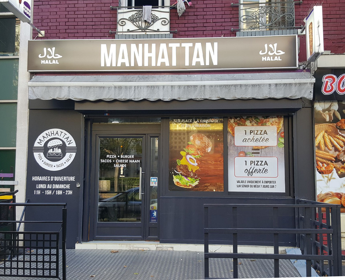 Snack Le Manhattan