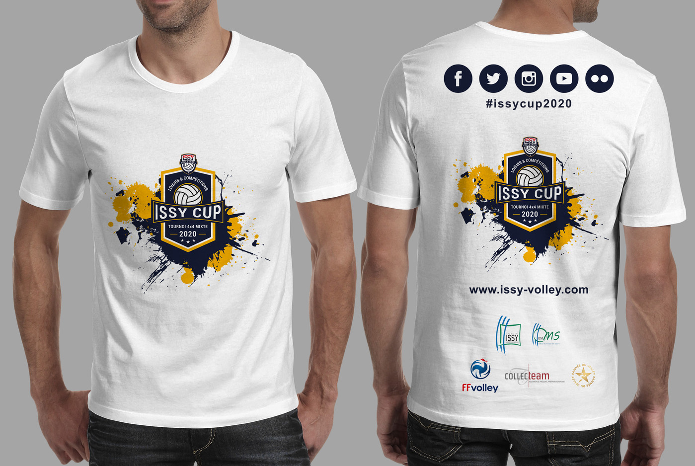 T-shirt Issy Cup