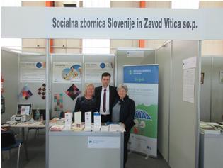 Sodelovanje Socialne zbornice Slovenije na 3. Mednarodnem sejmu sodobnega zdravstva MEDICAL v Gornji
