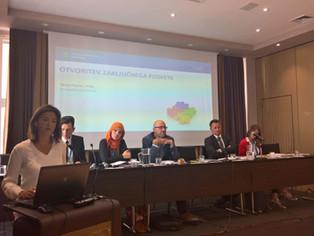 »Celostni pristop za uspešno integracijo migrantov«  - zaključni strokovni posvet