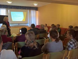 Dom starejših občanov Ilirska Bistrica- programi izobraževanja in osveščanja »Več in še več o demenc