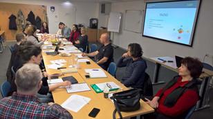 Sekcija organizacij na področju integracije migrantov