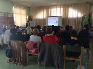 Dom upokojencev in oskrbovancev Impoljca »Več in še več o demenci« - programi izobraževanja in osveš
