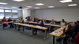 Delovno srečanje za ustanovitev Sekcije organizacij, ki delajo na področju integracije migrantov