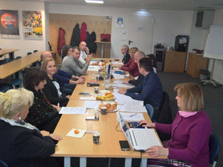 1. redna oz. konstitutivna seja Upravnega odbora in Strokovnega sveta Socialne zbornice Slovenije