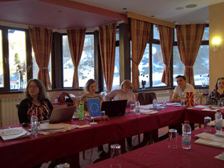 Erasmus+ KA2 - Projektni sestanek v Makedoniji