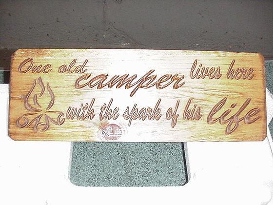 Old Camper's Spark