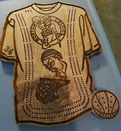 CB T-Shirt Celtics