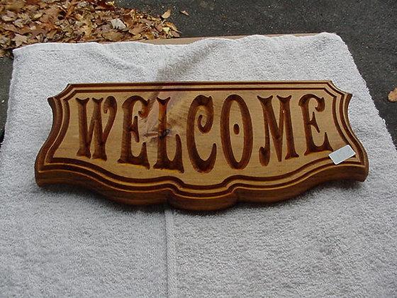 Welcome (Fancy)
