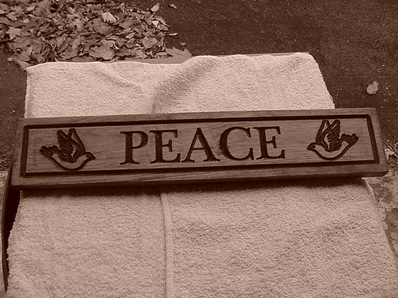 Peace with Doves